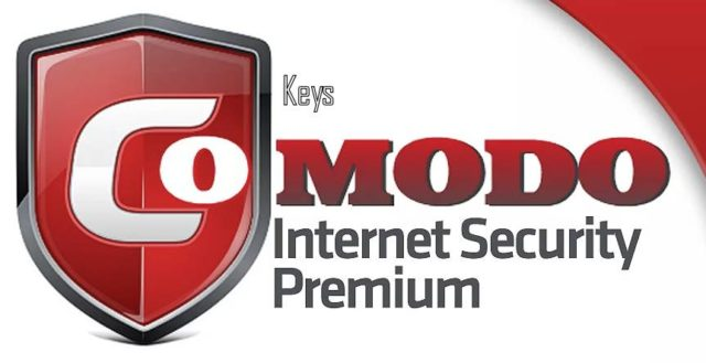 Ключи Comodo Internet Security Premium